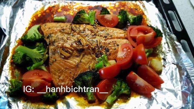 Thực đơn giảm cân hiệu quả meal 11