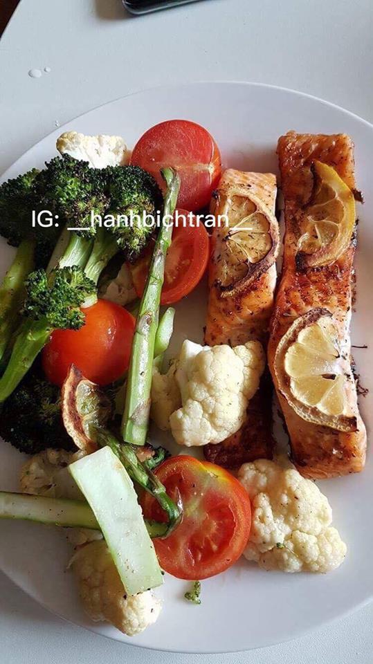 Thực đơn giảm cân hiệu quả meal 14
