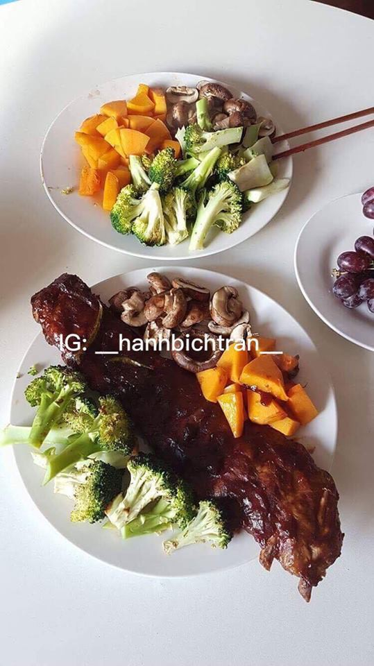 Thực đơn giảm cân hiệu quả meal 15