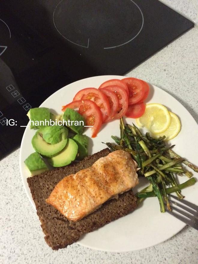 Thực đơn giảm cân hiệu quả meal 16