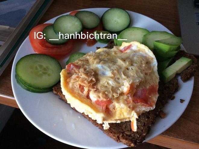 Thực đơn giảm cân hiệu quả meal 17