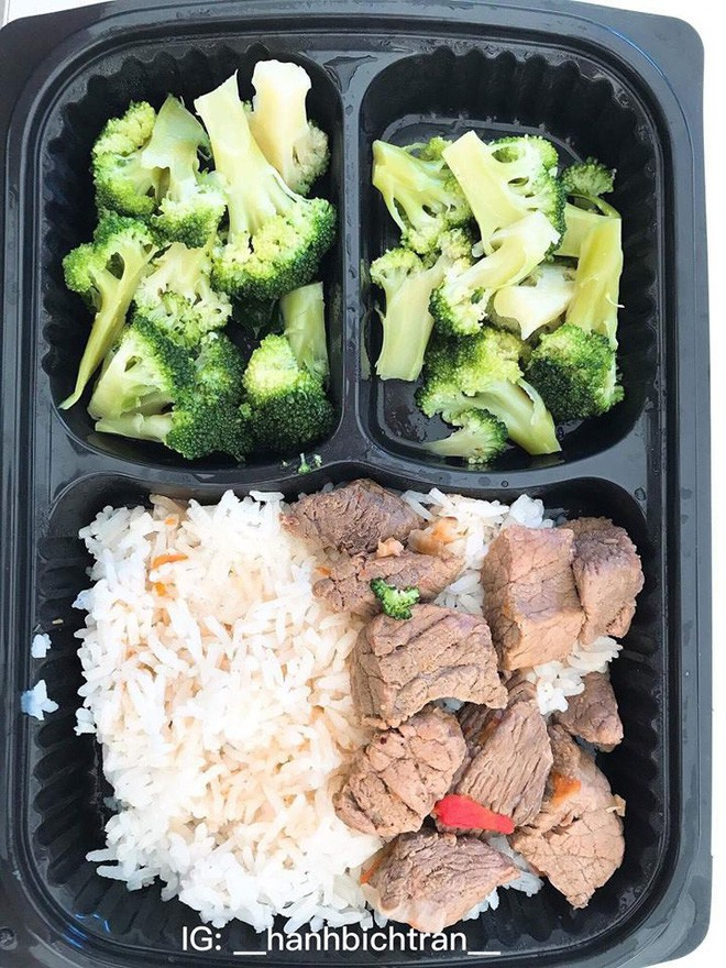 Thực đơn giảm cân hiệu quả meal 20