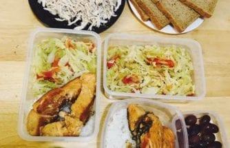 Thực đơn giảm cân hiệu quả meal 26