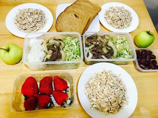 Thực đơn giảm cân hiệu quả meal 27