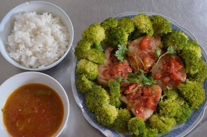 Thực đơn giảm cân hiệu quả meal 6