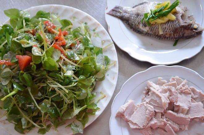 Thực đơn giảm cân hiệu quả meal 7