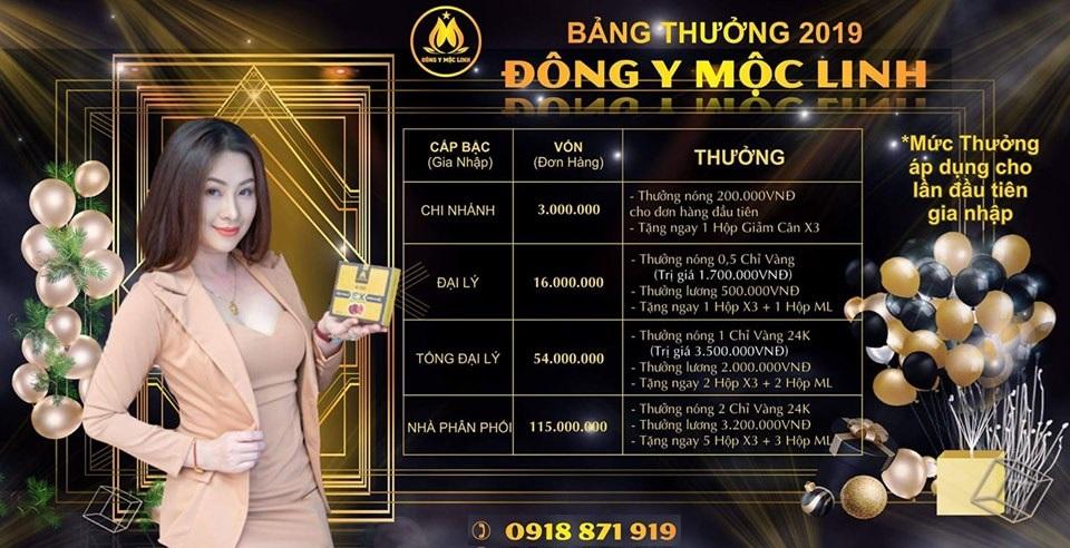 Tuyển Chi nhánh Giảm cân online toàn quốc - Hotline 0918871919