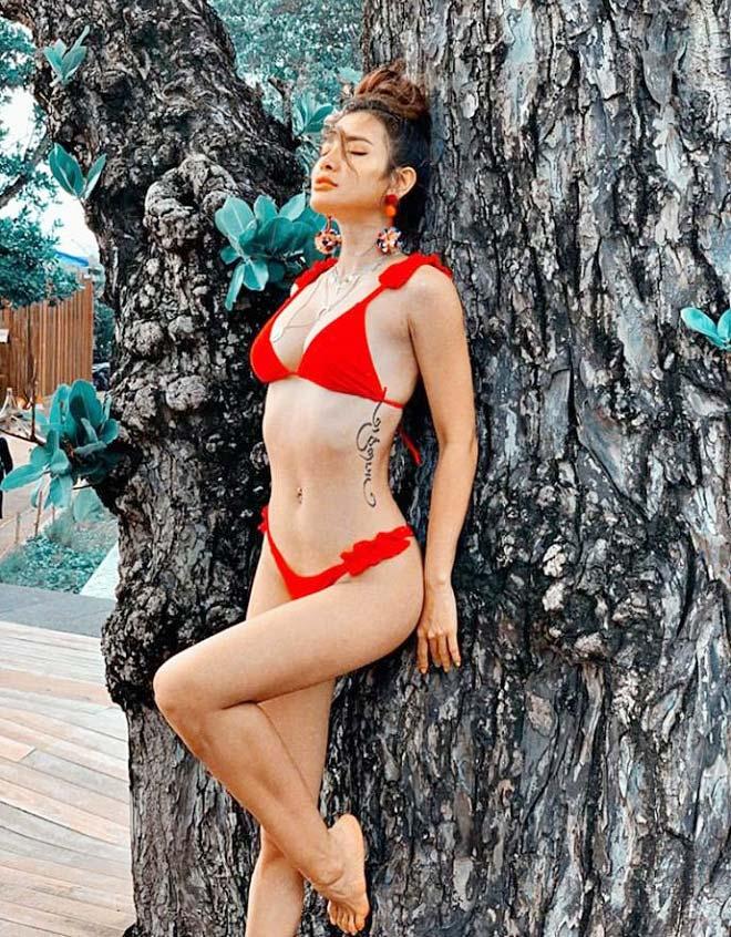 Bí quyết giảm mỡ bụng của Phương Trinh Jolie dáng đẹp mê mẩn 2