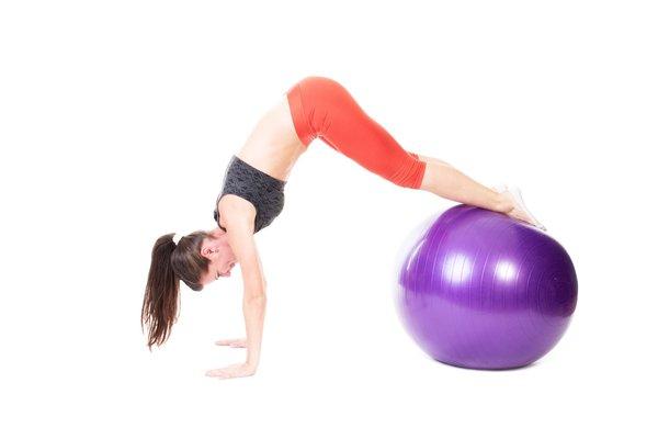 Bài tập Modified Handstand Push-ups