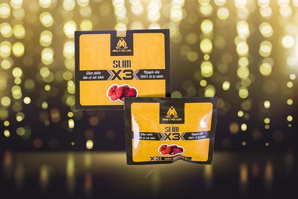 Giảm cân Slim X3 Slider - Giảm mỡ bụng hiệu quả sau 02 tuần