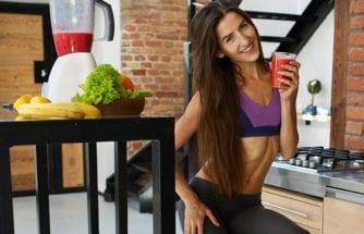 Siêu thực phẩm tốt nhất để giảm cân Cover