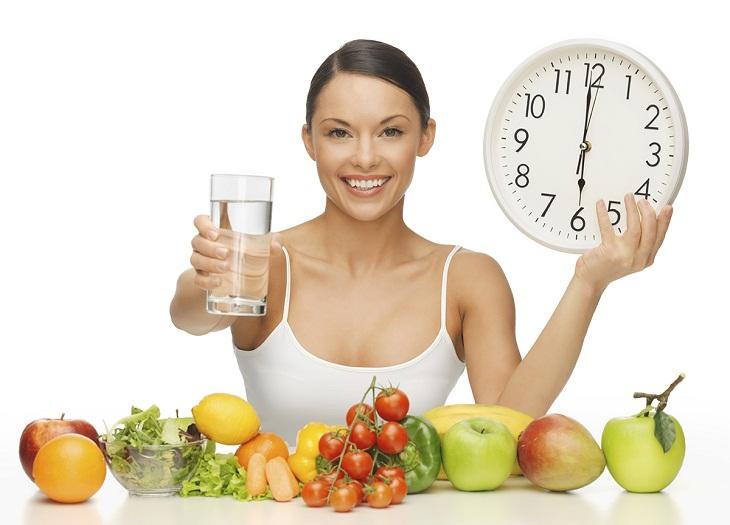 Uống nước hằng ngày giúp giảm cân đẹp da hiệu quả