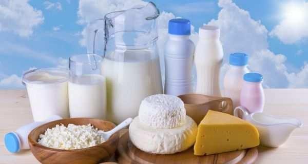 Tránh ăn các thực phẩm màu trắng