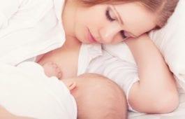 Cho con bú giúp mẹ giảm cân hiệu quả