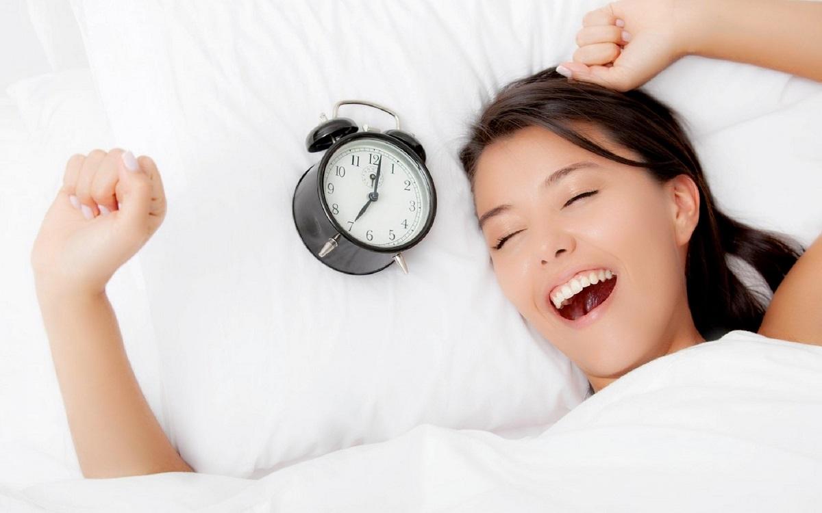 Ngủ đủ giấc có lợi cho sức khỏe
