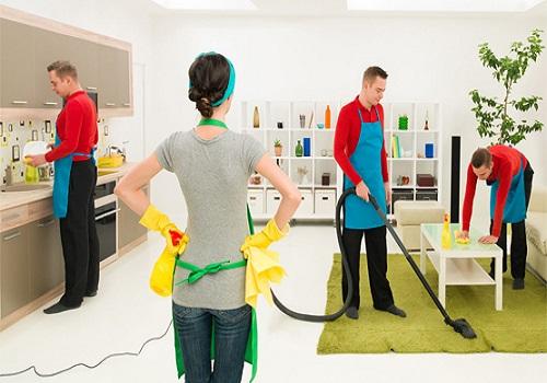 Dịch vụ vệ sinh công nghiệp - Vệ sinh nhà ở - Vệ sinh sau xây dựng