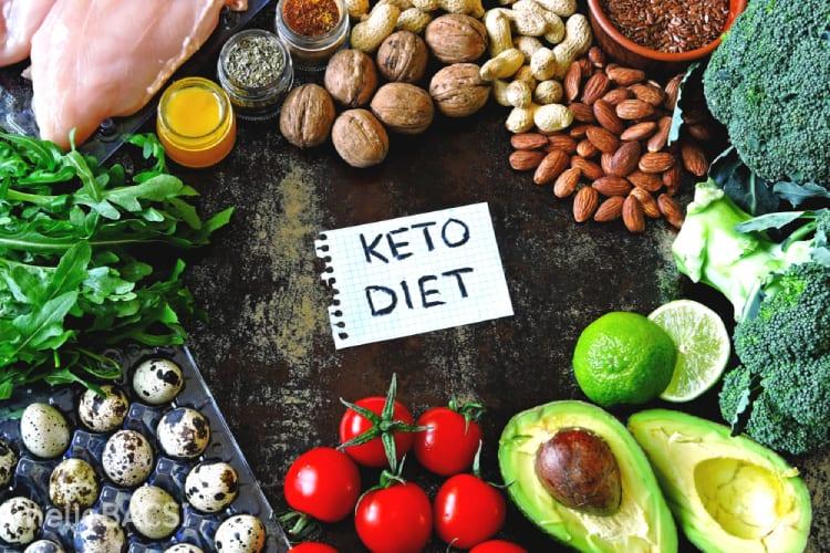 Thực đơn KETO - giúp giảm cân hiệu quả